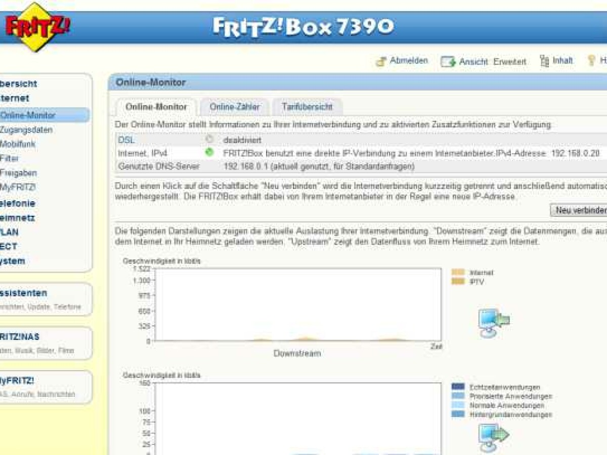 FritzBox LTE/UMTS über Modem oder Tethering einrichten   NETZWELT
