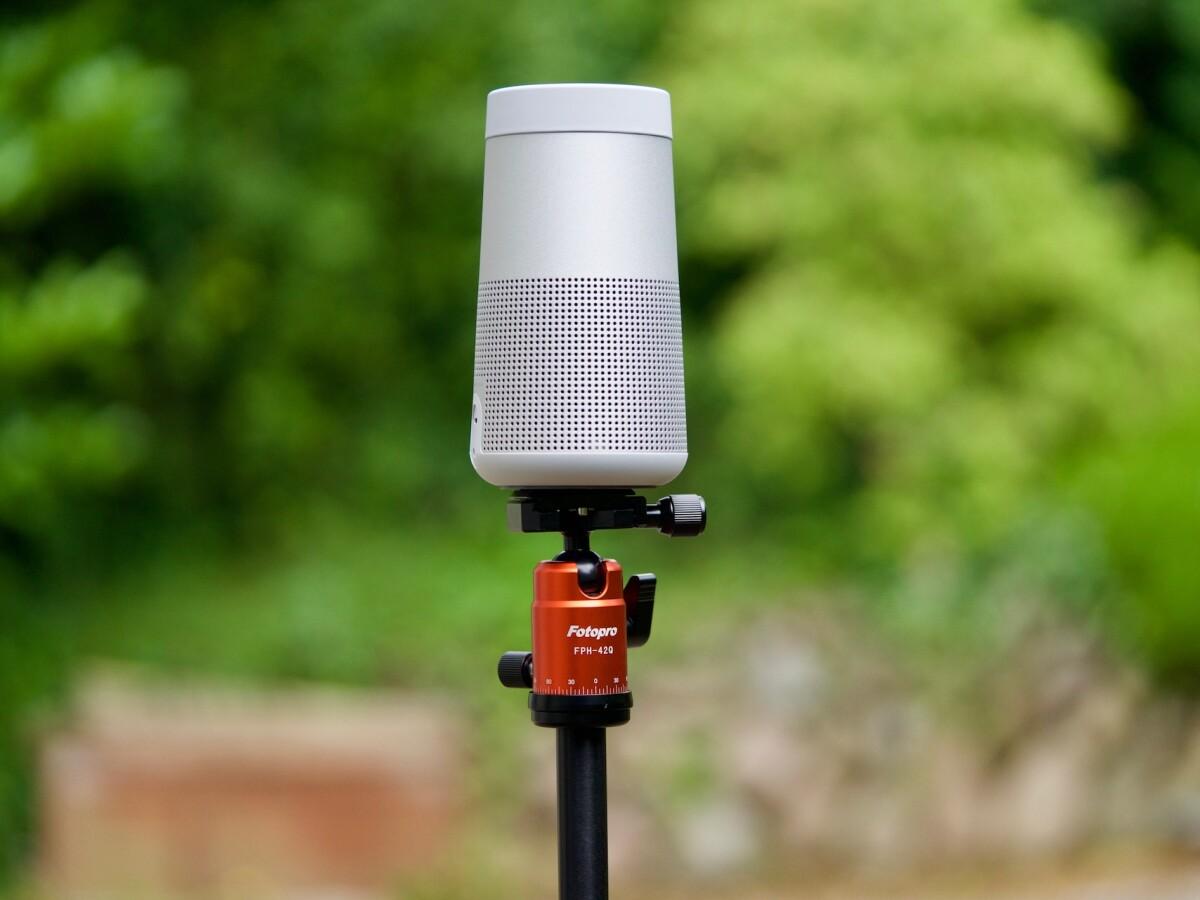 Bose Soundlink Revolve Im Test Outdoor Rundum Glucklich Netzwelt