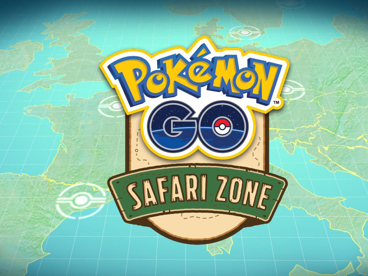 Pokémon GO: Niantic kündigt neue Live-Events mit Safari-Zonen für 2020 an