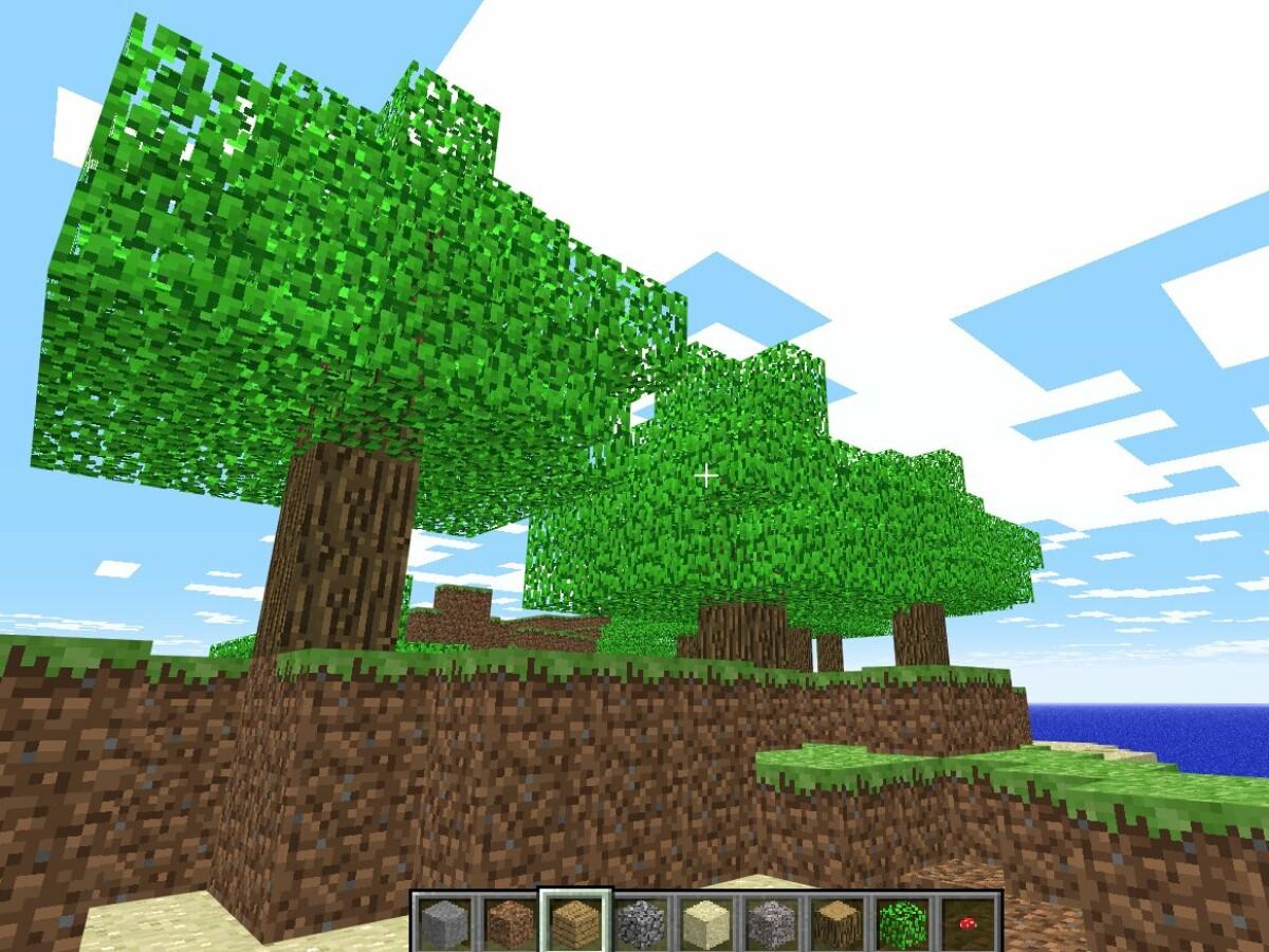 Minecraft: Jetzt kostenlos im Browser spielen - zur Gratisversion