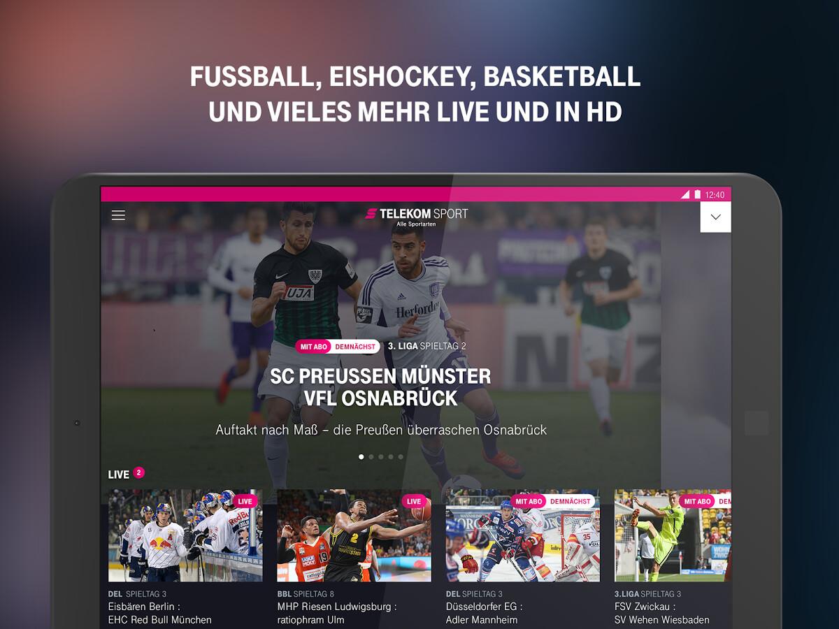 Telekom Sport Buchen Als Nicht Kunde