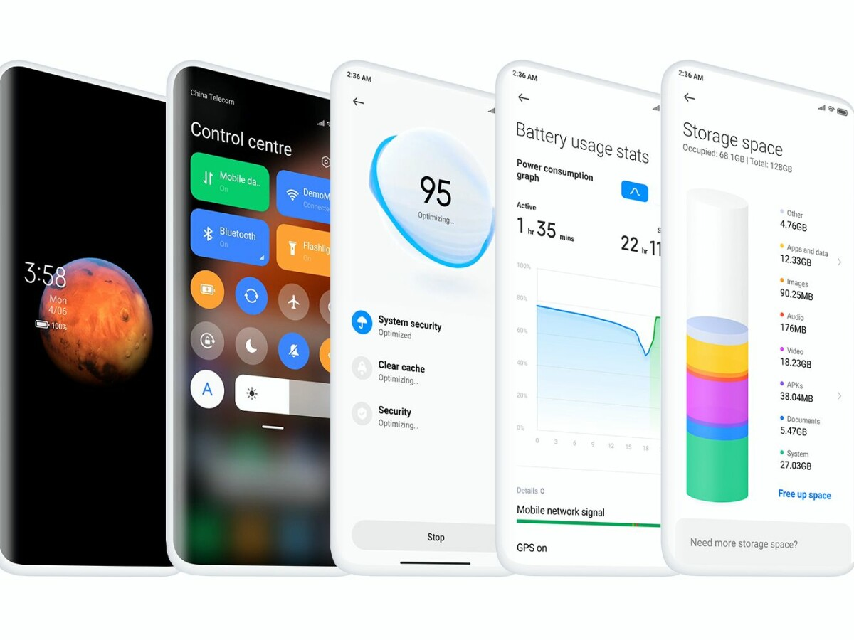With MIUI 12, many new functions find their way into the Xiaomi phones.
