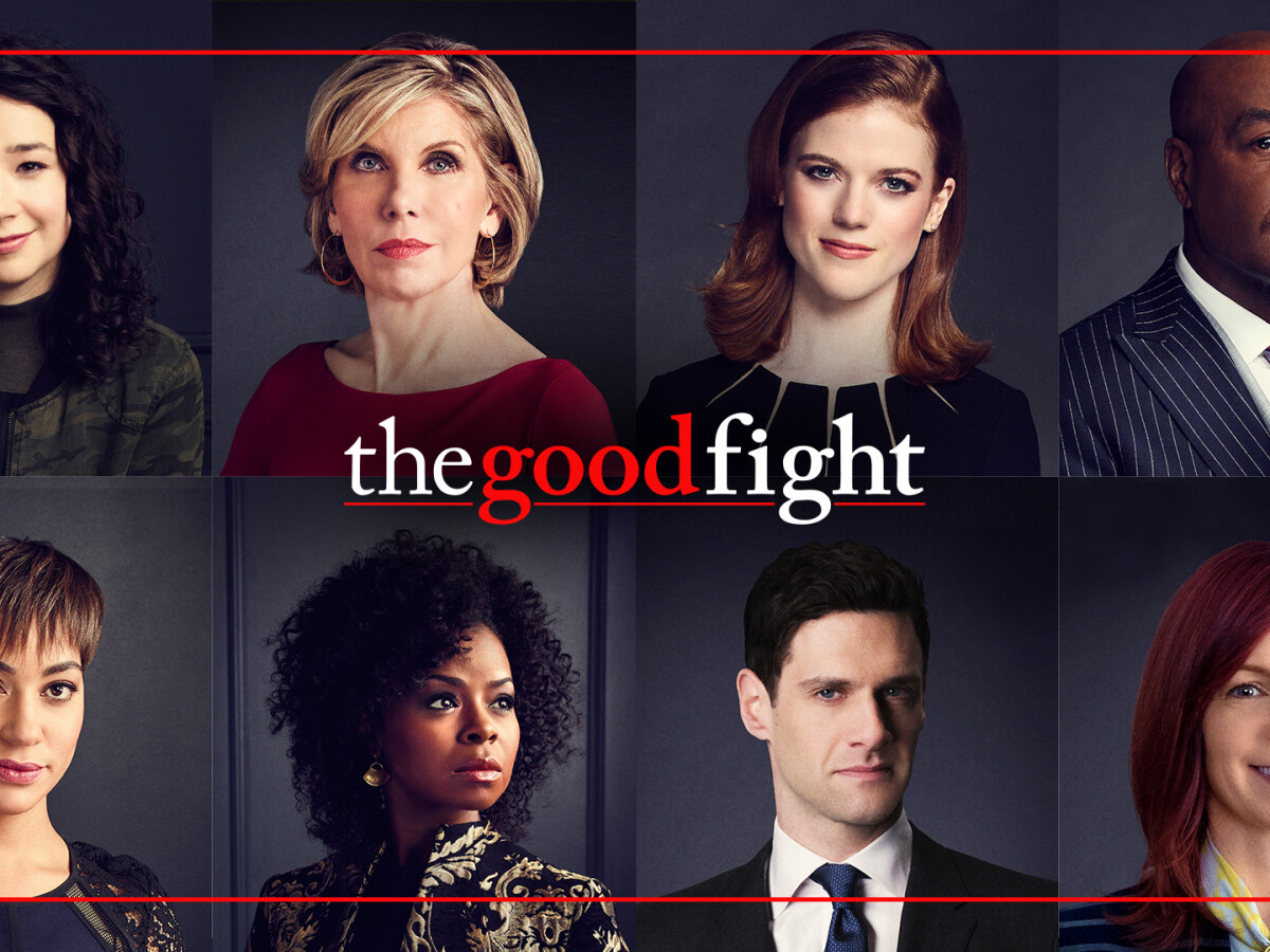 The Good Fight Episodenguide