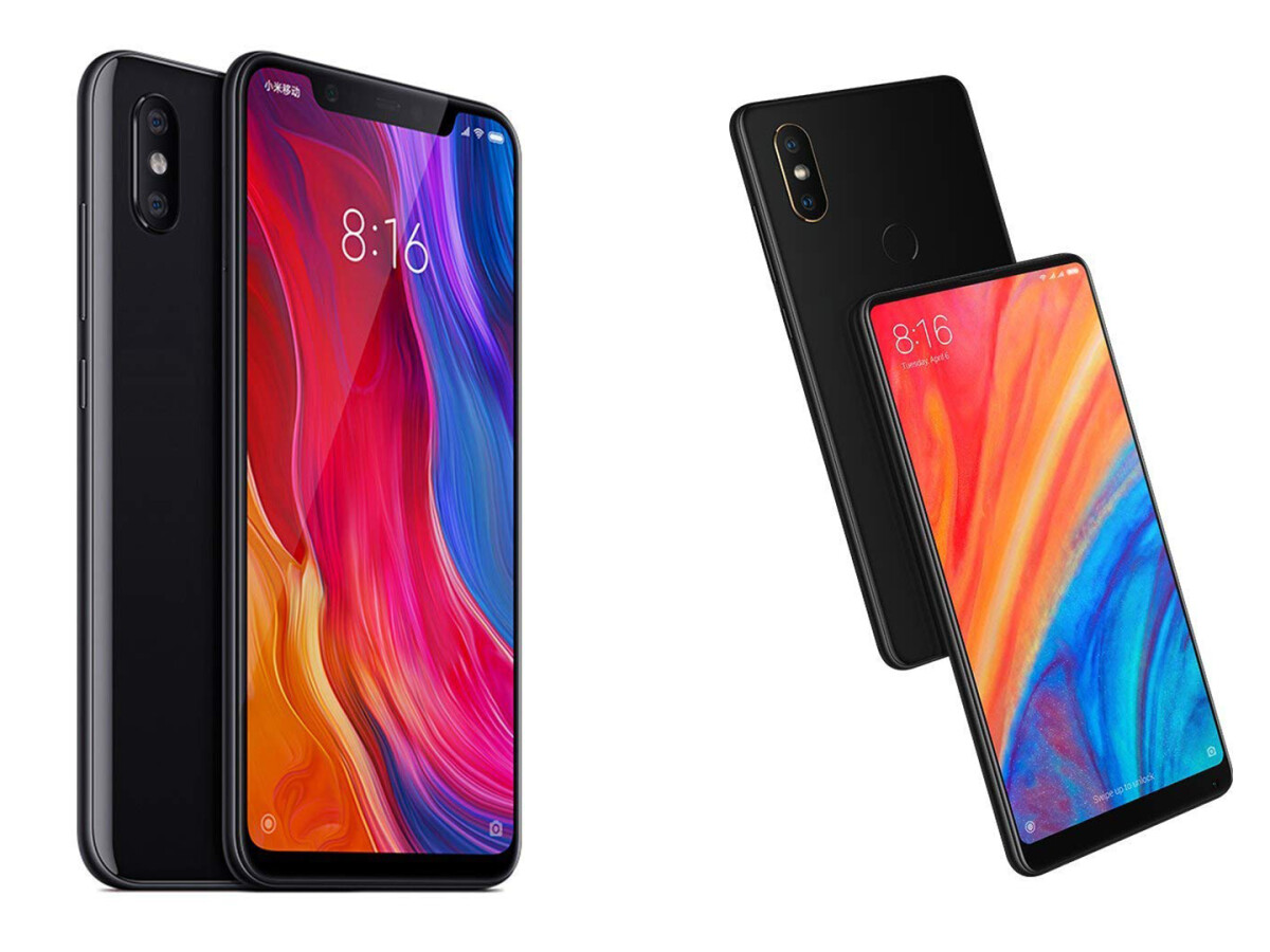 The Mi Mix 2S gets the MIUI 12.5 user interface.