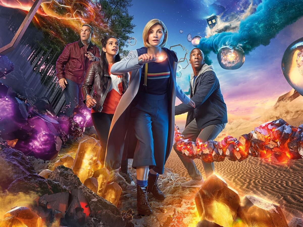 Doctor Who Besetzung