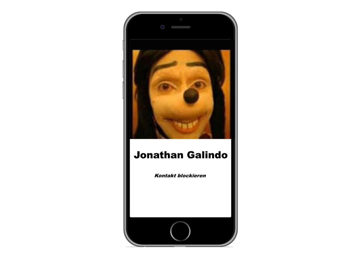 Grusel Goofy Whatsapp