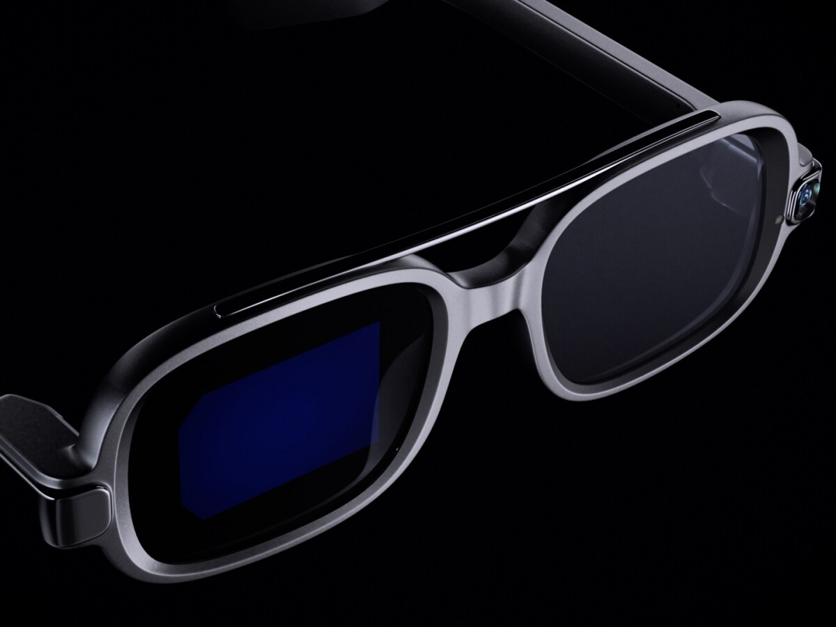 This is what the Xiaomi glasses could look like.