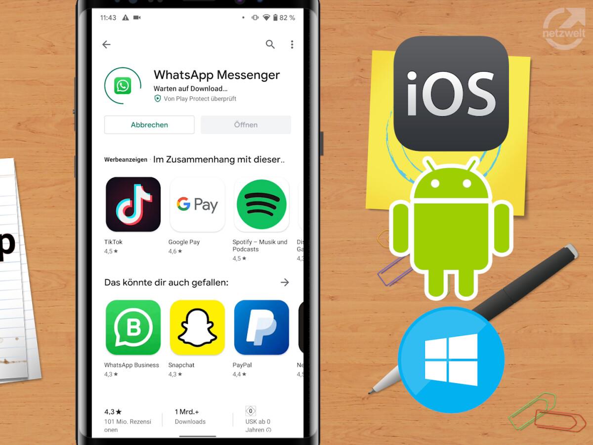 Whatsapp bild konnte nicht heruntergeladen werden