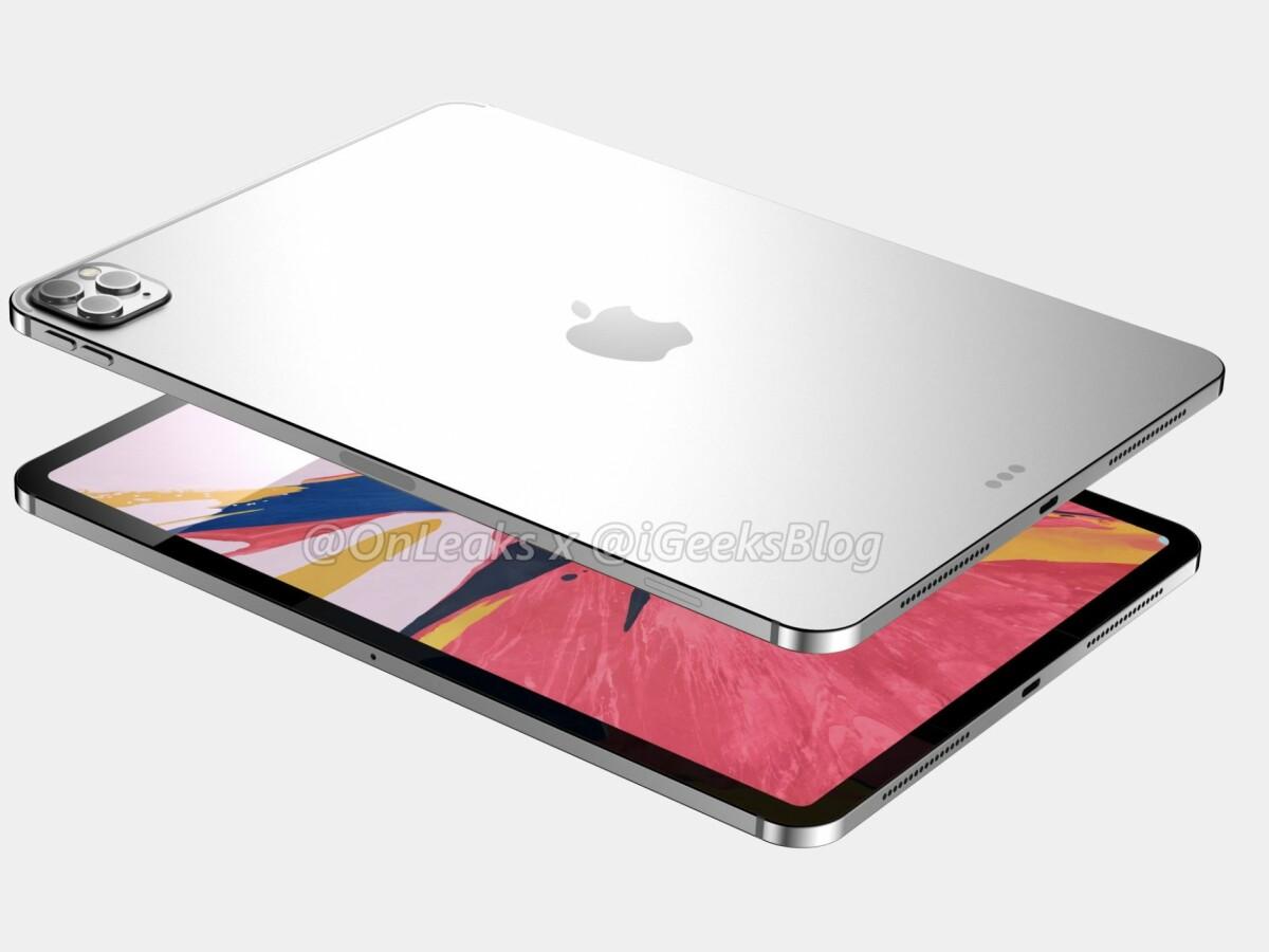 iPad Pro 20 statt iPhone 20 Kameraneuheit soll Premiere im iPad ...
