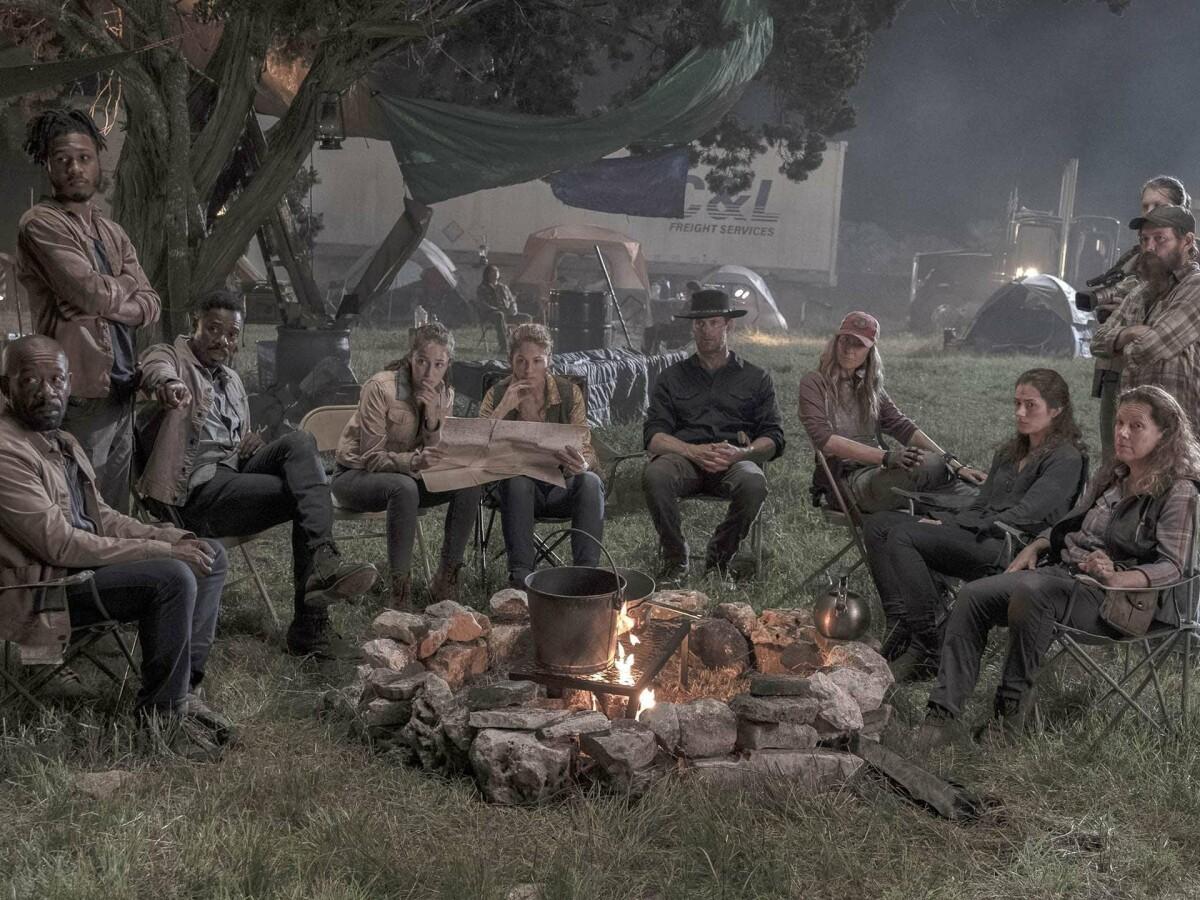 Fear The Walking Dead Staffel 5 Wieviel Folgen