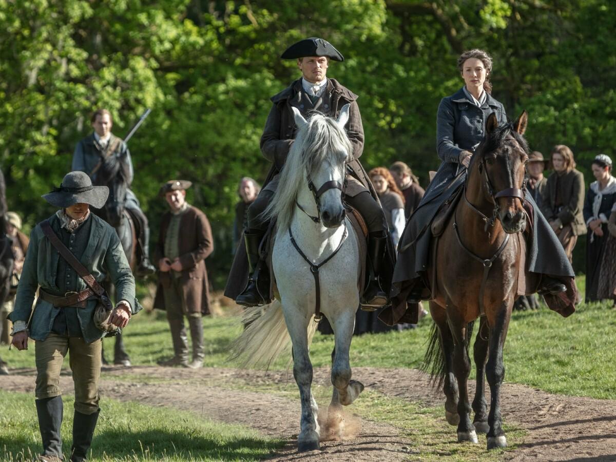 Outlander Staffel 2 Folge 1