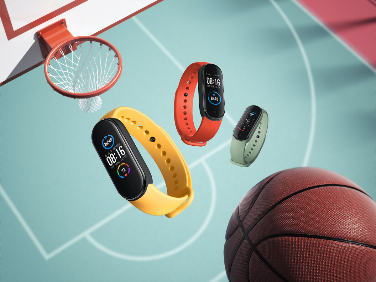 Xiaomi released a new update for the Mi Band 5. With a new feature you can monitor your sleep.