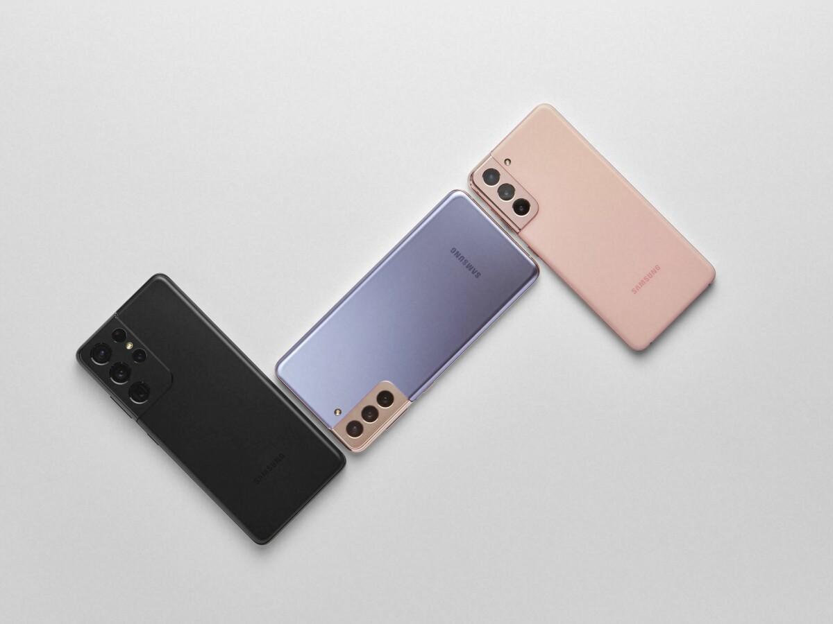 Samsung phones get a new update.