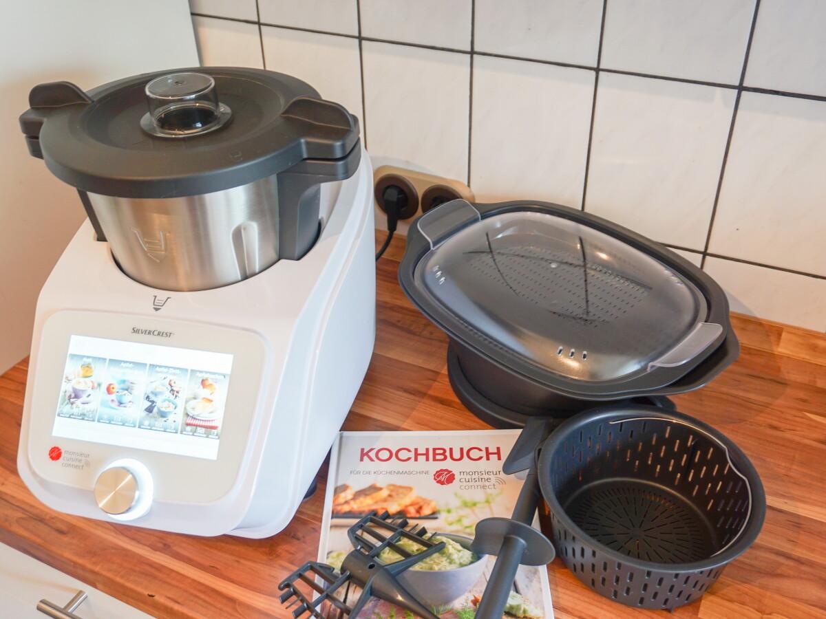 Monsieur Cuisine Kaufen Lidl Kuchenmaschine Wieder Im Handel