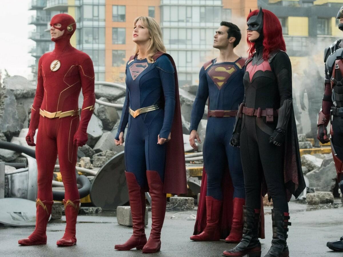 Supergirl Staffel 2 Netflix Deutschland