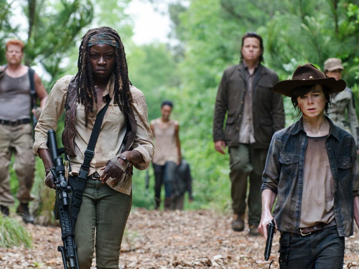 The Walking Dead Staffel 5 Episode 8
