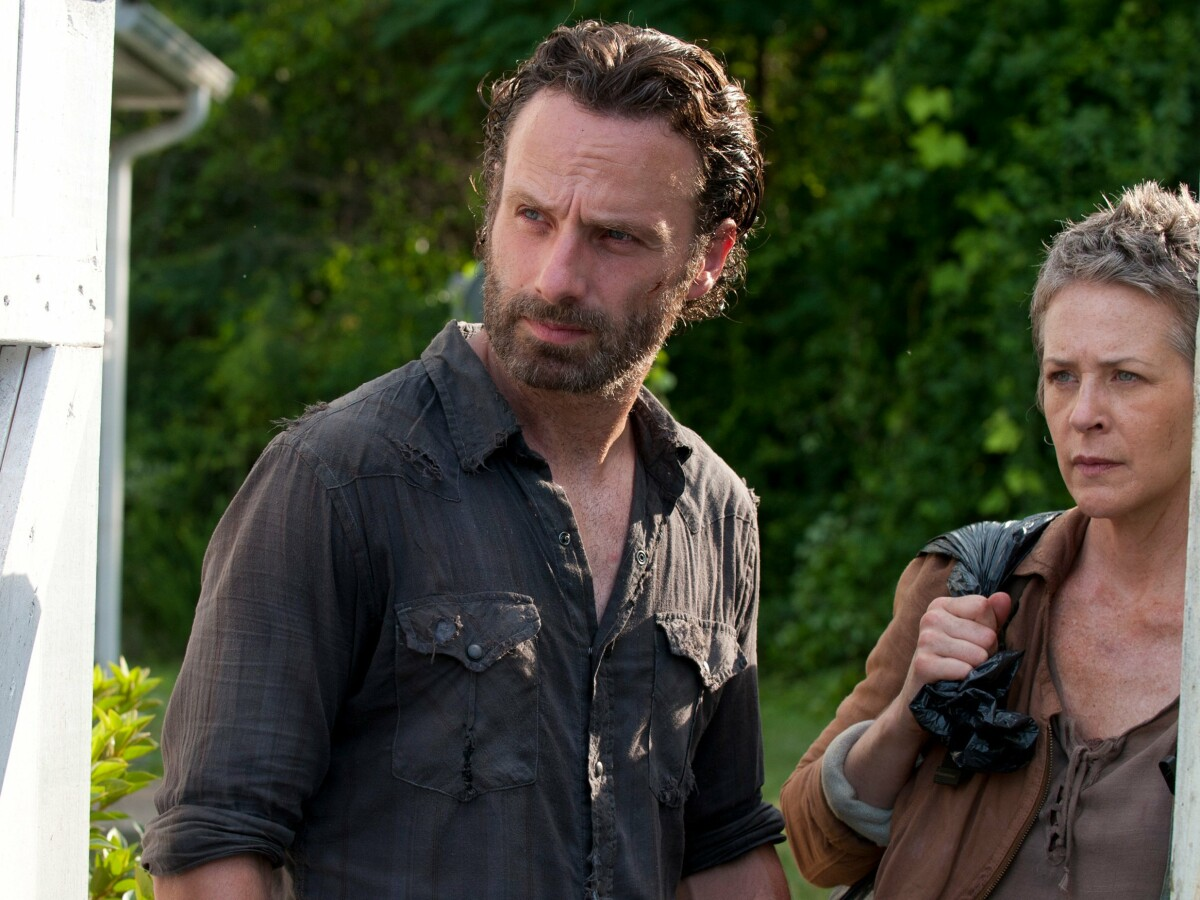 The Walking Dead Staffel 4 Folge 1