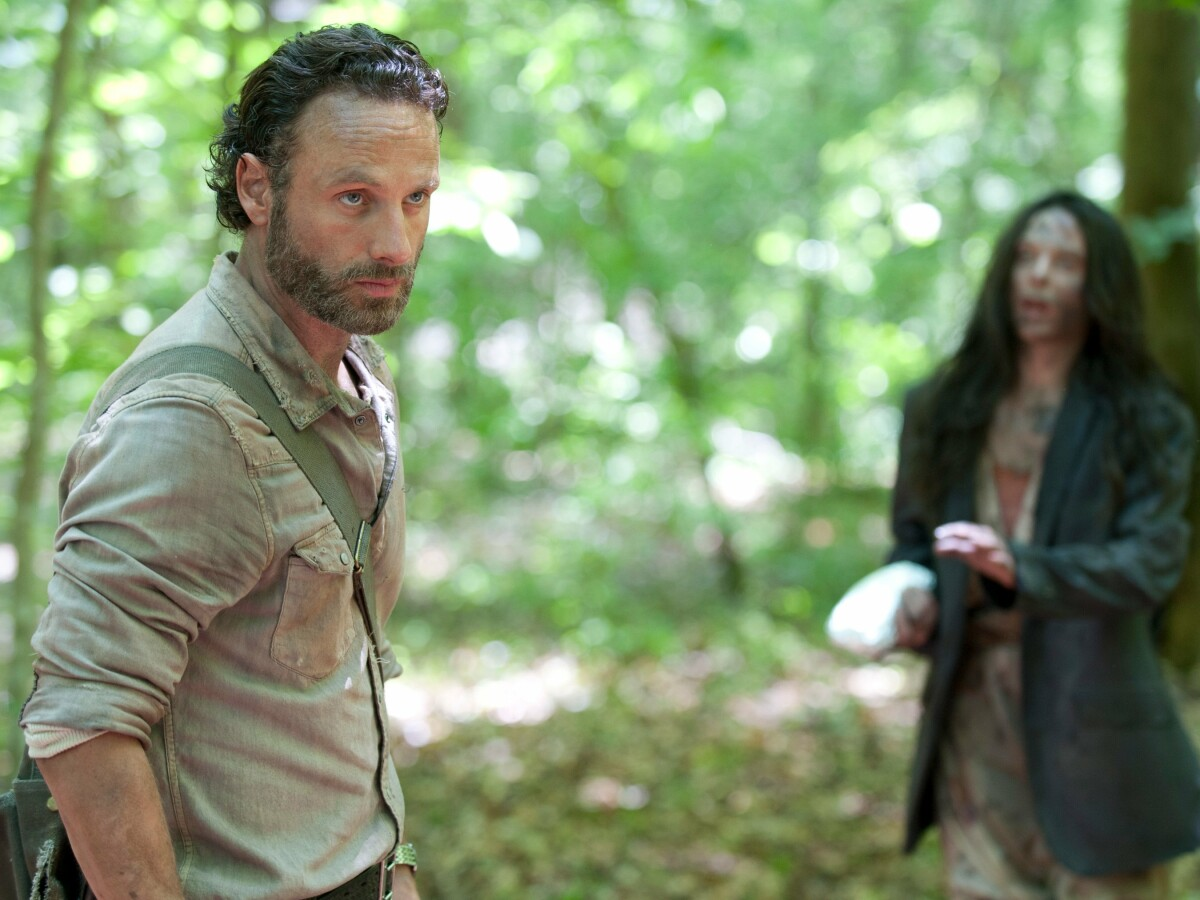 The Walking Dead Staffel 4 Folge 1