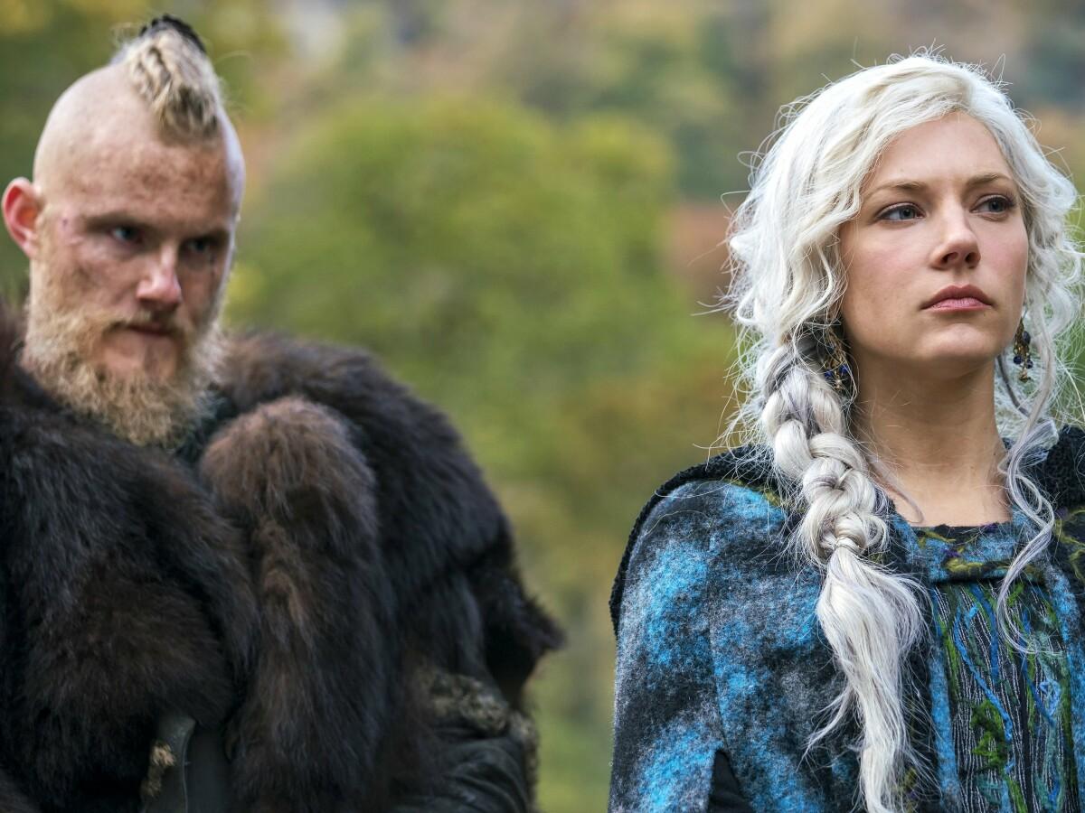 Vikings Lagertha Tot