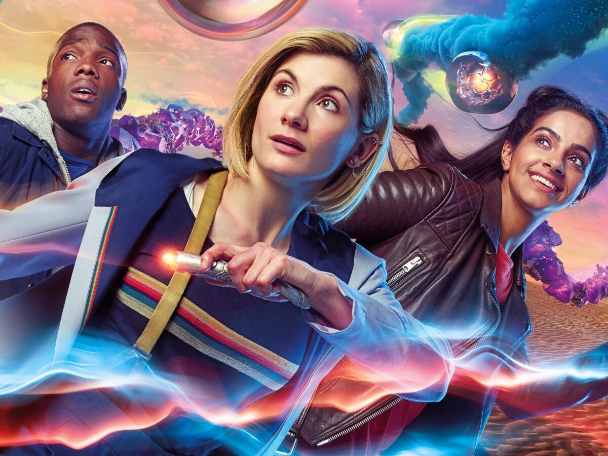 Doctor Who Seht jetzt die 20. Staffel der britischen Kult Serie ...