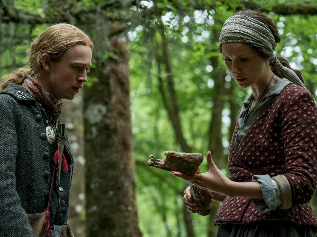 Outlander Staffel 3 Folge 11