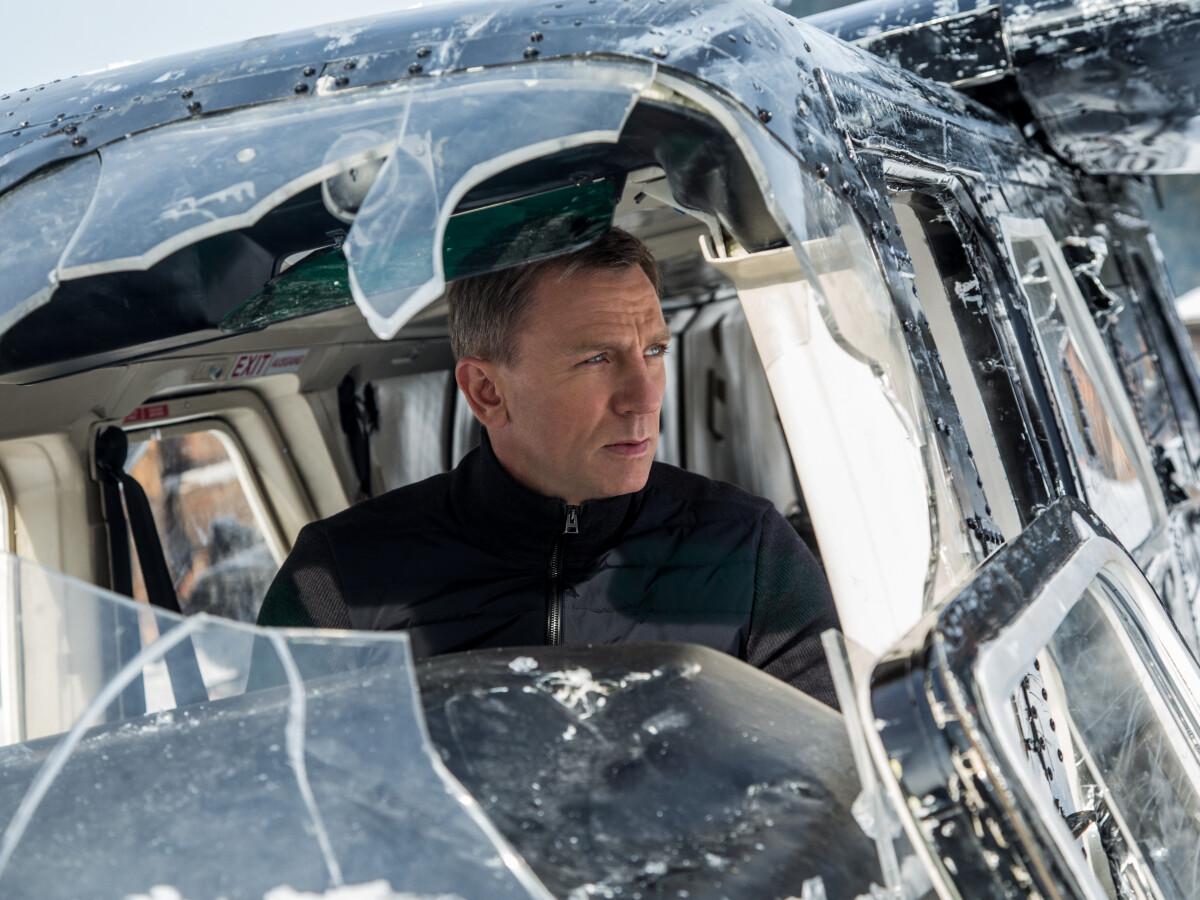 """James Bond 007 - Spectre: Daniel Craig pełni rolę superagenta od 2006 roku. W 2021 roku zakończy erę Bonda """"Nie ma czasu na śmierć""""."""