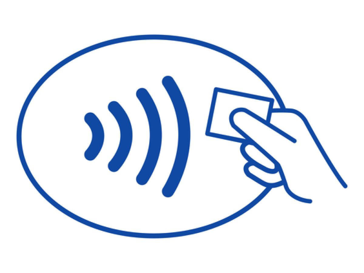 kontaktlos bezahlen hülle