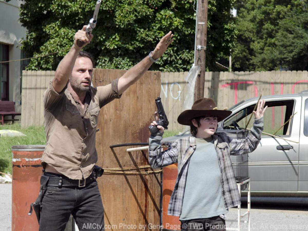 The Walking Dead Staffel 3 Folge 4