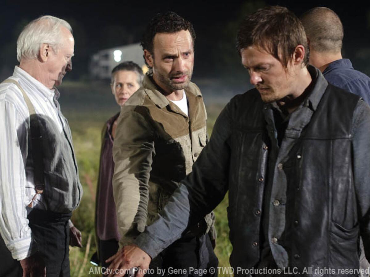The Walking Dead Staffel 2 Folgen