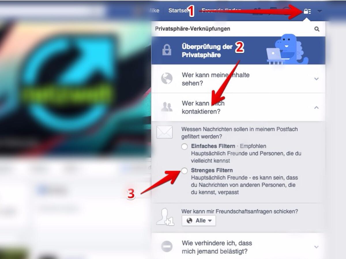 Facebook Private Nachricht Schreiben : Best Trend and