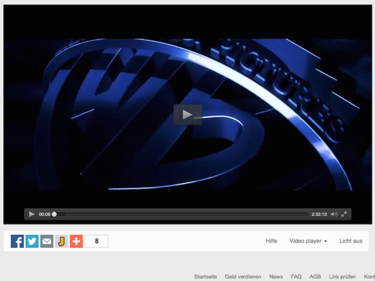 Streamcloud.me Ist der Video Hoster legal oder illegal   NETZWELT