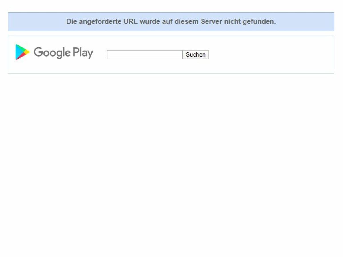 Google Play Store Verschwunden