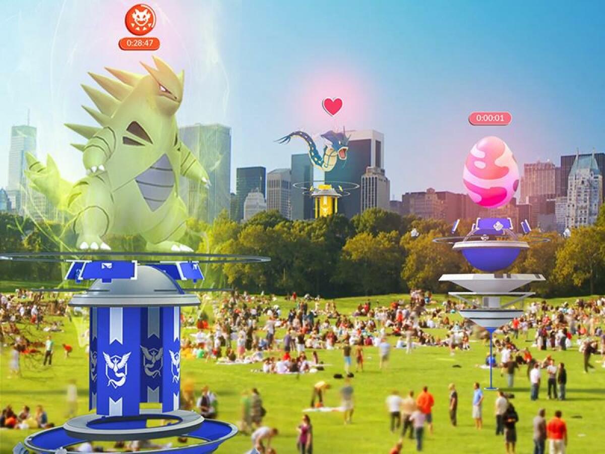 Pokémon GO: Legendäre Raids mit weniger Boni - diese Raids bieten mehr