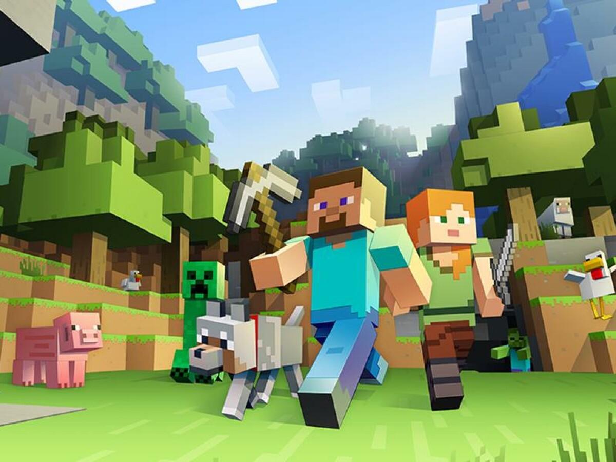 Minecraft: Crossplay nun auch mit PS4-Spielern möglich