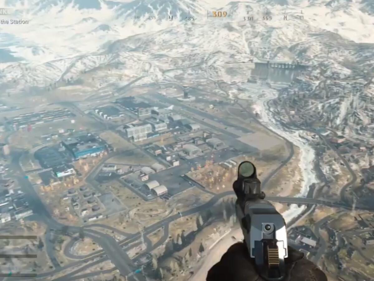 Call of Duty Modern Warfare: Gigantische Battle Royale-Map geleakt