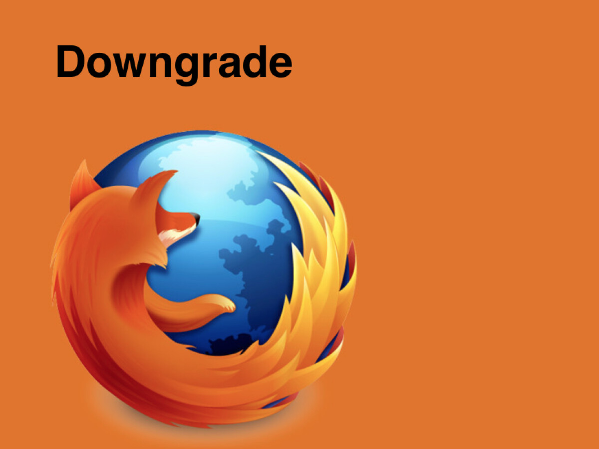 Firefox ältere Version Download Deutsch