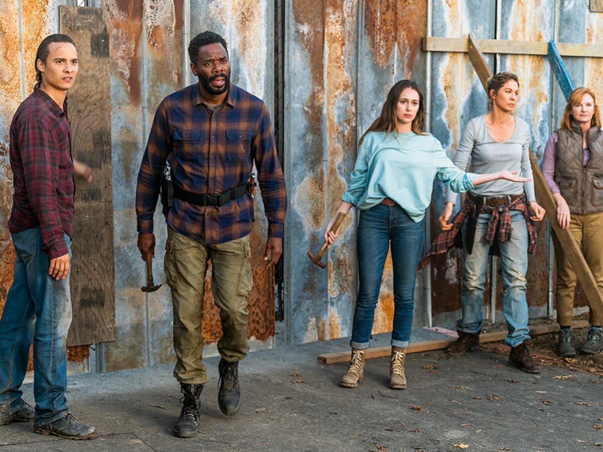 Fear The Walking Dead Staffel 4 Besetzung