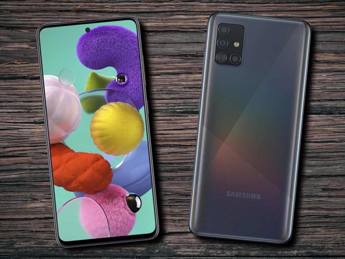 Das Samsung Galaxy A15 erhält das August-Sicherheitsupdate