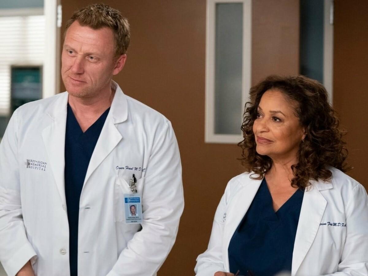 Greys Anatomy Staffel 15 Folge 1