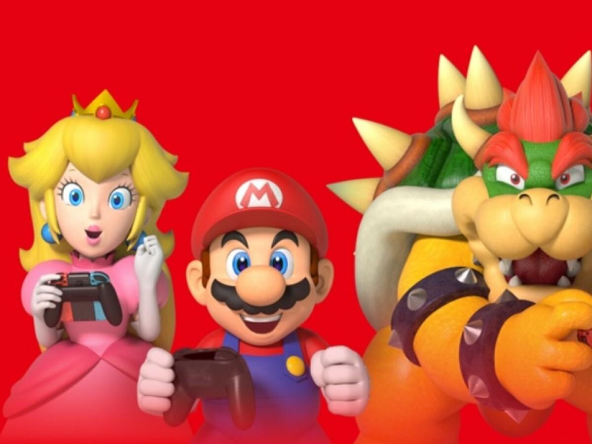 Bilder kostenlos mario Super Mario.