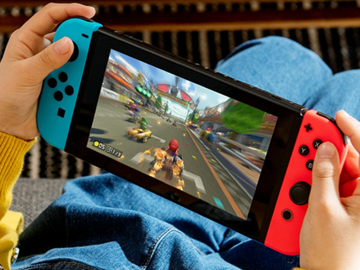 Will Apple soon compete with the Nintendo Switch?