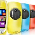 Neuauflage Nokia 3310. Das Nokia 3310 kehrt mit Windows Phone 8, Dual-Core-Prozessor und 41-Megapixel-Kamera zurück.