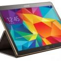 Das Samsung Galaxy Tab S erhielt im Test viel Lob für das hochauflösende AMOLED-Display.