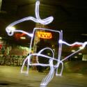 Vorbild: Light Writing der Lichtfaktor Crew aus Köln.