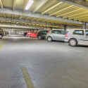 Im Parkhaus fühlt sich der HDR-Fan wohl. Am besten kurz beim Sicherheitspersonal anmelden, dann gibt es auch keinen Ärger. Fattal ; Pregamma 1,1 ; Alpha 0,6 ; Beta 0,9 ; Saturation 1,2