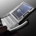 Der Drei-Zoll-Touchscreen und die vollwertige QWERTZ-Tastatur sind für Internet- und Multimedia-Anwendungen die richtigen Voraussetzungen.