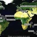 Zeigt alle Orte, die in Geoportail zu sehen sind