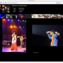 Snapp Radio: Flickr und Last.fm Mashup