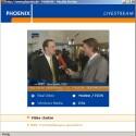 Keine Werbung sendet der öffentlich-rechtliche Sender Phoenix, der ebenfalls viele Stunden am Tag einen Live-Stream sendet.