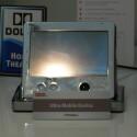 Auch den Prototypen eines neuen UMPC-Modells hatte Toshiba im CeBIT-Gepäck.